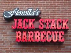 Fiorella's Jack Stack BBQ... Great atmosphere for eating great BBQ.  In the freight district