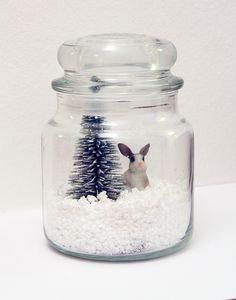 Inspiration: DIY Jarre de Noël by Victoria     http://www.mangoandsalt.com/2012/12/05/diy-une-jarre-de-noel/