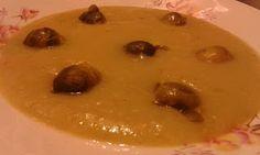 Camilla w kuchni: Zupa krem brukselkowa