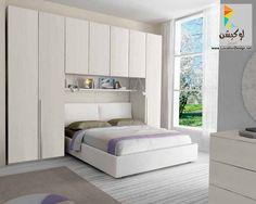 احدث تصميمات غرف نوم كاملة للعرسان موديل 2017 - 2018 - لوكشين ديزين . نت