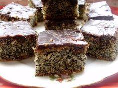 Kolač od maka ~ Recepti i Ideje Moon Cookies, Cake Cookies, Cupcakes, Croation Recipes, Eastern European Recipes, Japanese Cheesecake, Kolaci I Torte, Just Cooking, Sweet Cakes