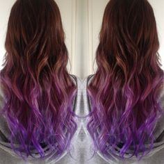 Purple Hair 6