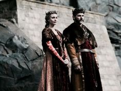 King and Queen | The North Realm