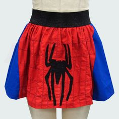 Handmade Spider-Man Skirts