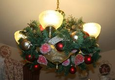 Christmas Chandeliers onParade - Christmas Decorating -