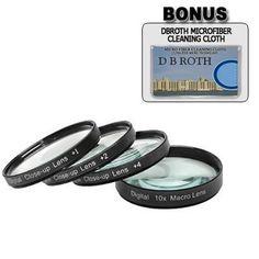 .+1, +2, +4, +10 Close Up Filter Set For The Fujifilm FinePix H35 EXR(H35EXR), HS50 EXR (HS50EXR) Digital Camera - http://slrscameras.everythingreviews.net/11162/1-2-4-10-close-up-filter-set-for-the-fujifilm-finepix-h35-exrh35exr-hs50-exr-hs50exr-digital-camera.html