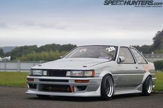 86 Sexiness, Hope the next toyota is as awesome