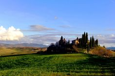Belvedere, San Quirico d'Orcia, Tuscany