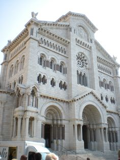 Cathedral of St Nicholas in Monte Carlo, Monaco