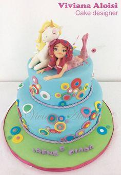 Mia and me cake Viviana Aloisi