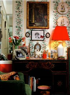 Biblio Style: Keith Irvine: A Life in Decoration