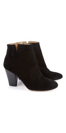 Kir Royale Suede Boot - Whistles