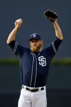 Andrew Cashner, San Diego Padres
