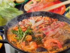 SPICYマーラー鍋
