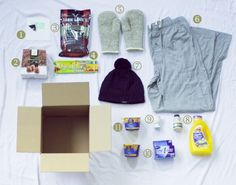 care package for long distance relationships