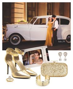 """""""Roaring 20s Vintage Maternity by Sew Trendy"""" by sewtrendy on Polyvore featuring Annello, INC International Concepts, Dolce&Gabbana, Belk Silverworks and vintage"""