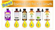 Best 6 Essential Oils For Hair Growth  Read the article here - http://www.blackhairinformation.com/general-articles/tips/best-6-essential-oils-hair-growth/