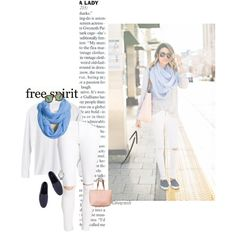 A fashion look from March 2015 featuring ripped skinny jeans, slip-on shoes and purse tote. Browse and shop related looks. Karen Walker, Free Spirit, White Jeans, Old Navy, Michael Kors, Actresses, Lady, Coat, Polyvore