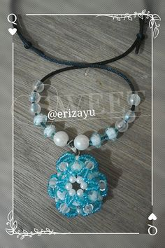 Necklace #beadjewerly