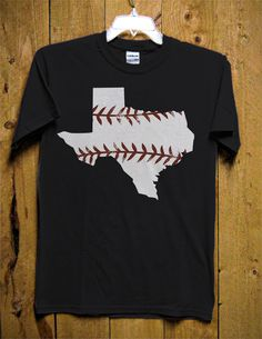 d4dfadd46bb3 Texas Baseball TShirt Texas Rangers TShirt Funny by GoldenMurup