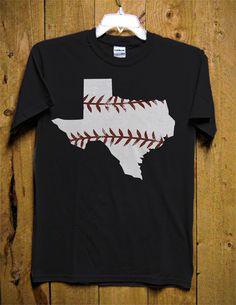 8f16072f1536 Texas Baseball TShirt Texas Rangers TShirt Funny by GoldenMurup
