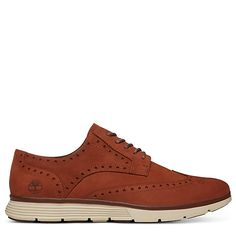 Franklin Park Brogue Oxford for Men in Brown | Timberland