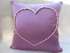 throw pillow  stylish and unique  sabby chic  pillow di Ilfilodoro