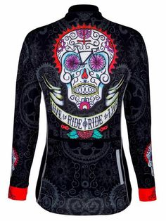 Day of the Living Women's Long Sleeve Jersey
