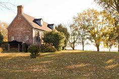 Taikasanat: George Washington slept here in St. Stephens Church