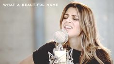 Brooke Fraser, Hillsong Worship - What A Beautiful Name // New Song Cafe #brookefraser #hillsongworship