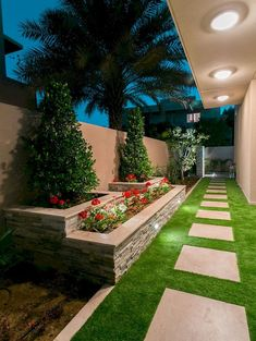 60 Awesome Side Yard Garden Design Ideas For Summer is part of Diy backyard landscaping - As you're making your gardening plans it's easy to forget about side y Small Backyard Landscaping, Backyard Garden Design, Landscaping Ideas, Backyard Ideas, Balcony Garden, Florida Landscaping, Mulch Landscaping, House Garden Design, Modern Landscaping
