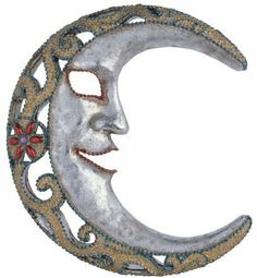 Artistic Mosaic Moon Celestial Wall Plaque Decoration Art Collection by StealStreet. $15.16. This gorgeous Artistic Mosaic Moon Celestial Wall Plaque Decoration Art Collection has the finest details and highest quality you will find anywhere! Artistic Mosaic Moon Celestial Wall Plaque Decoration Art Collection is truly remarkable.Artistic Mosaic Moon Celestial Wall Plaque Decoration Art Collection Details:Condition: Brand NewItem SKU: SS-G-63035Dimensions: H: 8 x W: 8.5 x D: 1...