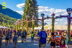 Shambhala Music Festival x RealDopeKids.com Official Photography Part 1 (Salmo, British Columbia)