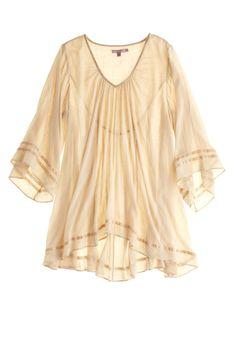 Airanna Cotton Tunic- I WANT! <3