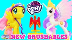 My Little Pony NEW Princess Celestia Fluttershy Phoenix Surprise Egg and...