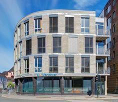Prinsensgate, hjørne (2005-2009) – ARC arkitekter