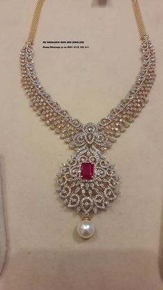 baae1401ce2aa1 South Indian Jewellery, Pakistani Jewelry, Indian Jewellery Design, Indian  Jewelry, Gold Jewellery
