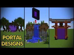 Minecraft: Starter Base Tutorial - Wooden Minecraft House - YouTube #minecraftfurniture