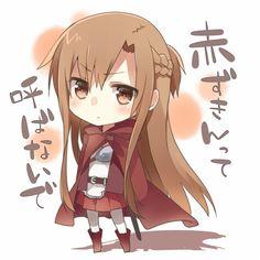 Chibi Asuna, Sword Art Online