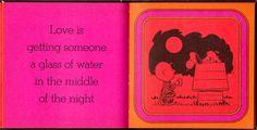 Peanuts: Love is...