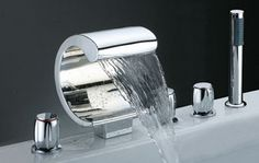 Picking The Good Bathtub Faucet - http://www.thefruitfulhome.com/picking-good-bathtub-faucet.html