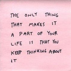 Mindful.