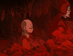 Anime Screencap and Image For Avatar: The Last Airbender Book 1 Rainbow Aesthetic, Red Aesthetic, Aesthetic Anime, Avatar Aang, Avatar The Last Airbender, Rainbow Photo, Rainbow Wall, Avatar Theme, Avatar Images