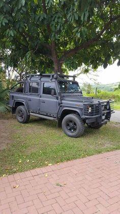 Land Rover Defender Dash Centre Console 3 To Choisir De