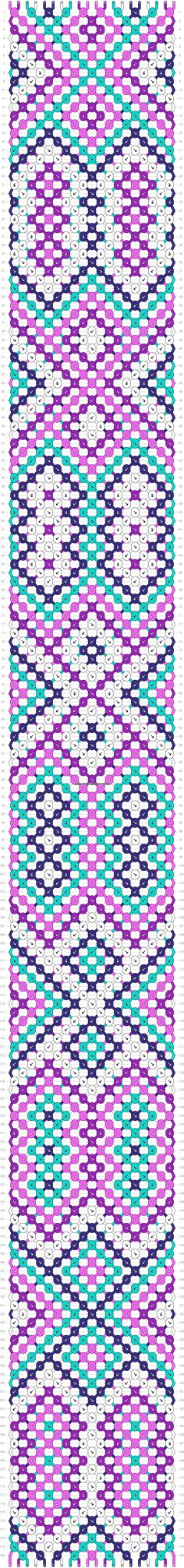Normal pattern #27716 | BraceletBook