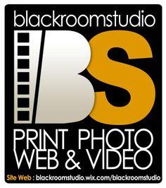 Le logo de BlackroomStudio: