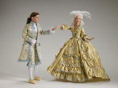 Versailles & Versailles Courtier  Paris Fashion Doll Festival by Tonner Doll Company