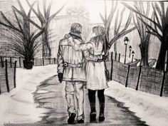 Romantic-Couple-Pencil-Sketches-and-Drawings-41.jpg 600×450 pixels