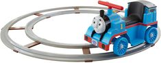 Thomas and Friends Power Wheels Thomas with Track Fisher Price Kid Toddler Toy  FisherPrice  $156.86 on ebay