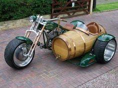 Badass sidecar